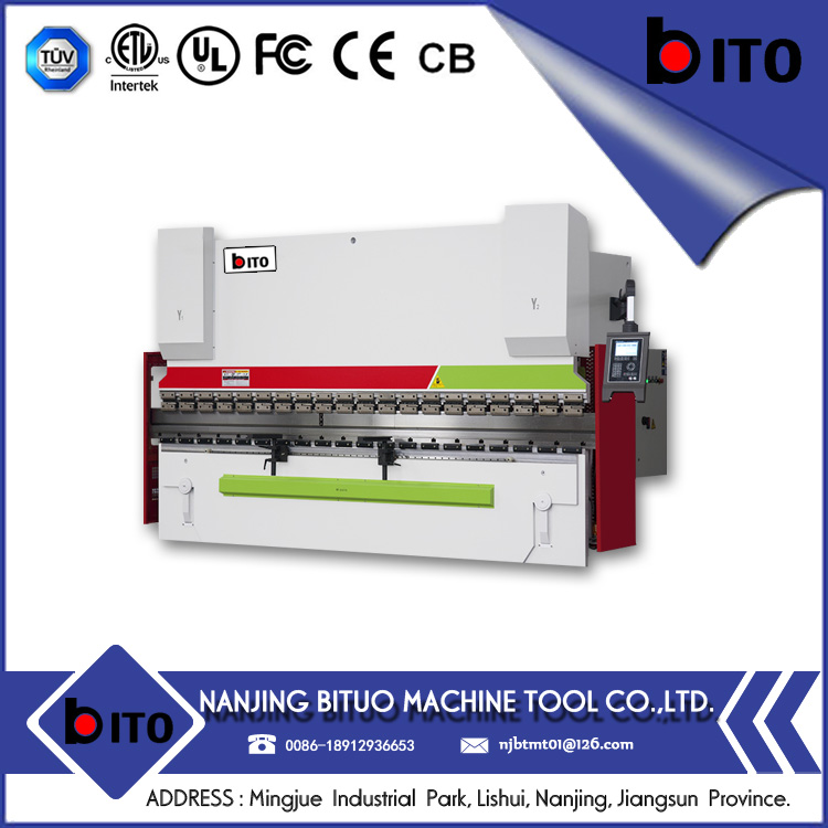 NJBTMT- china iso certificate approved complete range specifications hydraulic oil press brake