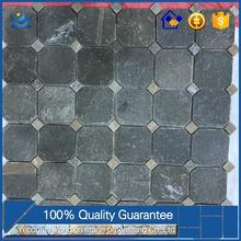 Factory supply professional Erosion Resistance Blue pebble stone mosaic