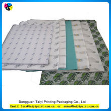 Luxury 17gsm MG MF custom printing logo garments wrapping tissue paper