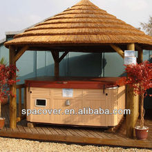 original equipment manufacturer durable wooden spa gazebo
