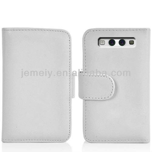 For Blackberry Z10 leather wallet case