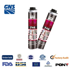 GNS F44 msds low-resilience polyurethane foam