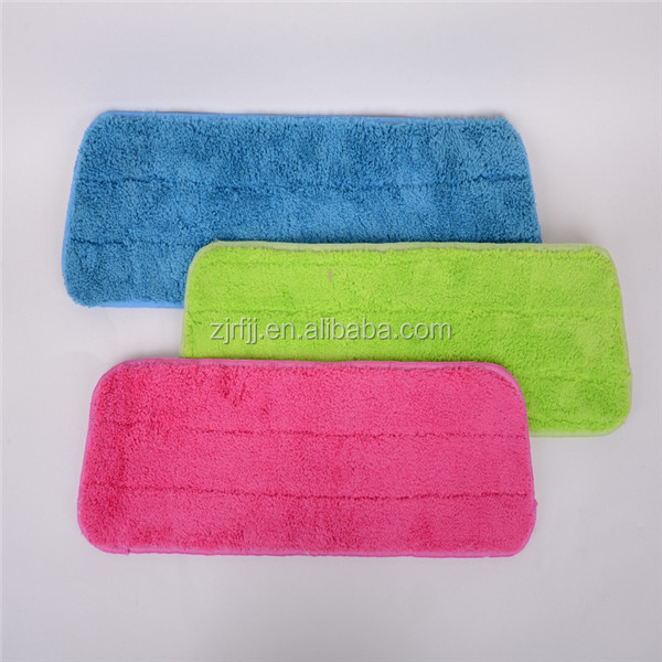 spray replacement mop pad/window surface cleaner
