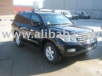 2008 Bulletproof Armored B6 Land Cruiser