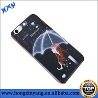 For iPhone 6 custom printed case cover hard plain plastic