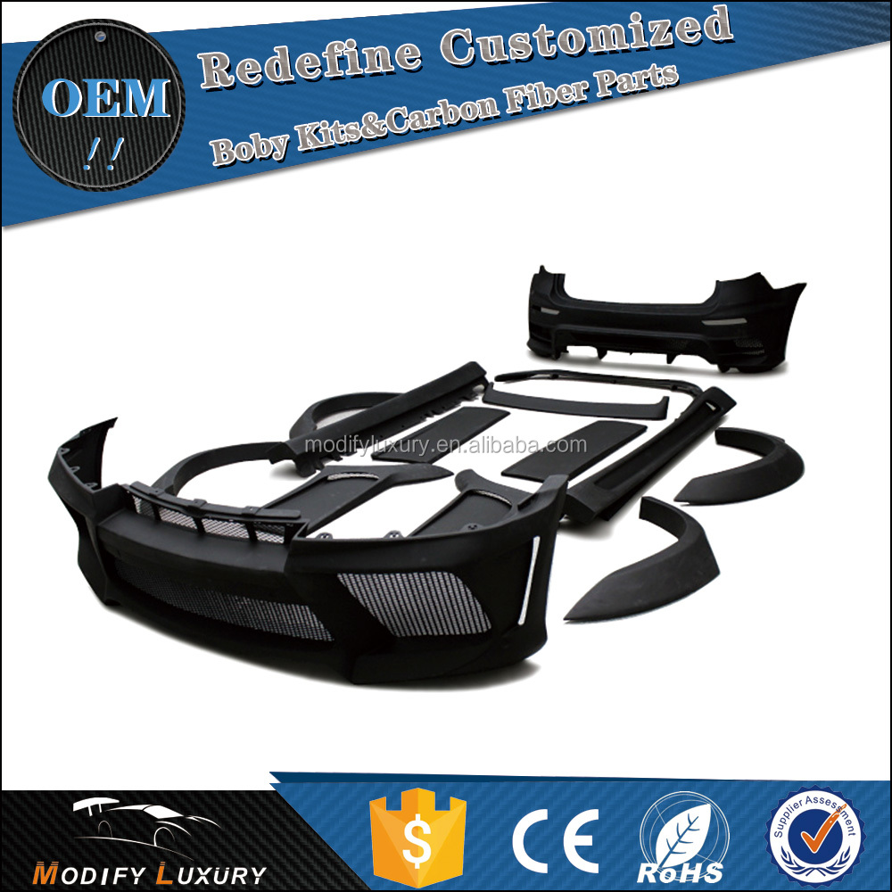 PU Material Car X6 Body Kits for BMW E70 09-14 L Style