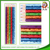 Color hb pop up pencil with plastic rubberpass EN71