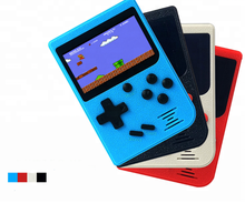 2.4 inch Retro Game Console with 129 in 1 video game retro for kids