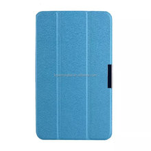 Hot Selling Silk Pattern PU Leather Flip Case Cover For LG G Pad Gpad 8.3 V500