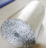 Heat Isolated material bubble foil insulation reflective sun shade material