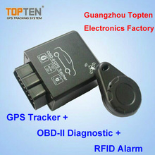 Topten Canbus GPS Tracker with OBD-ll & RFID & Bluetooth Diagnostics