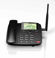 POPULAR HSPA+ 21Mbps DL big display 3G WCDMA FWP FIXED WIRELESS PHONE with WiFi HotSpot, bluetooth