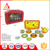 2019 Kids pretend play toys tin tea set for in the kindergarten play toys