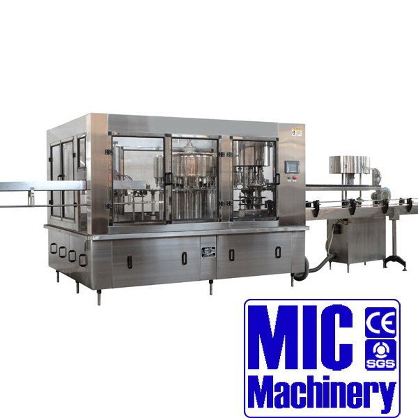 MIC-40-40-12 Micmachinery Automatic mineral water / Drinking Water Production Plant