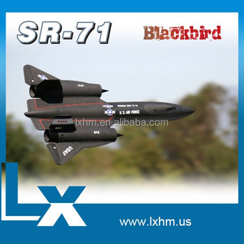 8 Channel arf air rc plane for sale SR71