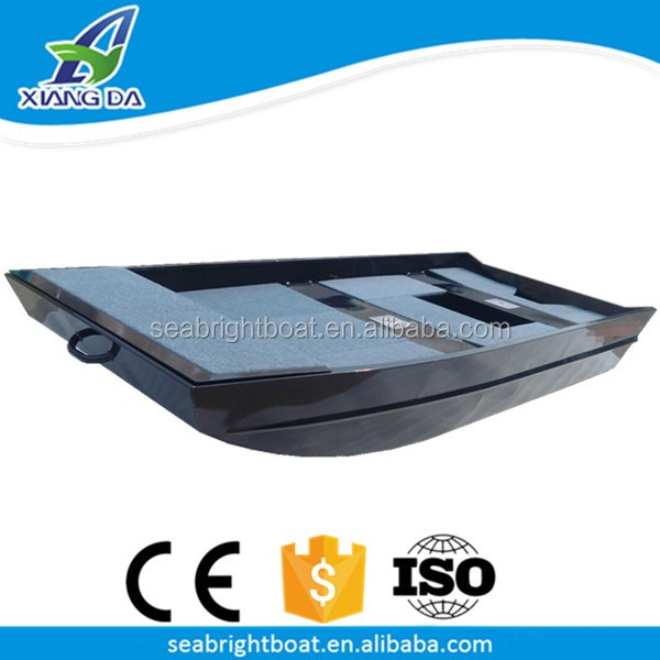CE Certificate China Low Price Aluminum Bass Fishing Boats