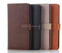 High Quality Leather Case Wallet Stand Cover Credit Card Case For LG G Flex2 F510L