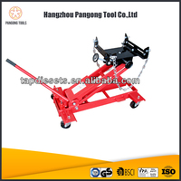 China Made 0.5t garage motorcycle and car scissor jack