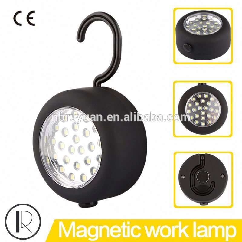 1028014 RY 24 LED Inspection Light Magnetic Back With Swivel Hook led work light 15w auto led working light