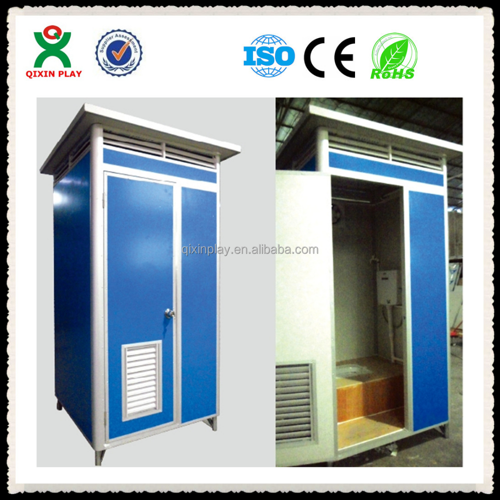 China supplier mobile portable toilets used portable toilets for sale QX-142F