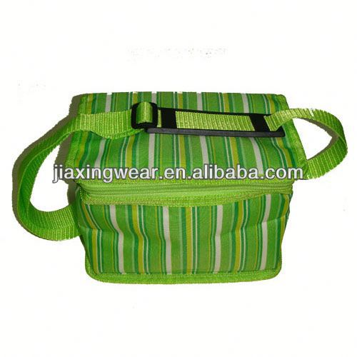 Fashion insulated baby bottle cooler bag for shopping and promotiom