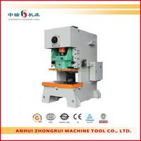 Pneumatic Power Press Machine with air cushion JH21-315T