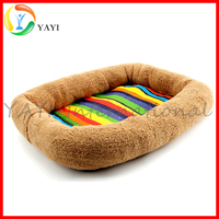 Anti Slip Soft Cotton Pet Bed for Small Cat Dog
