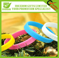 2013 New Styles Fashion Silicone Wrist Band