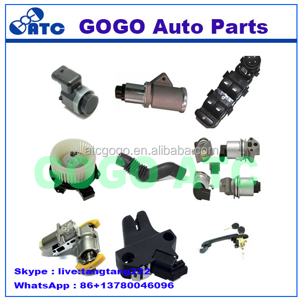 Auto Parts, Electric Car Motor, KW