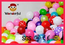 12 inch 3.2gram inflatable latex metallic balloon arch kit wholesale