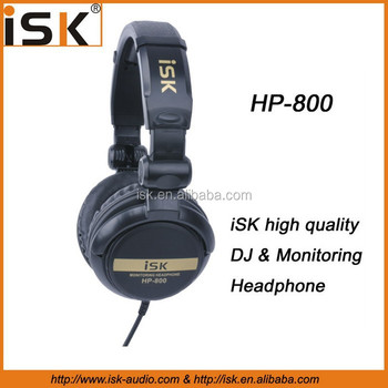 High Quality bass headphone