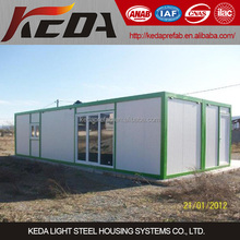 Prefabricated house prices, guangzhou mobile container house