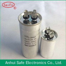 Safety and reliability cbb65 10uf capacitor 220vac at low price in here