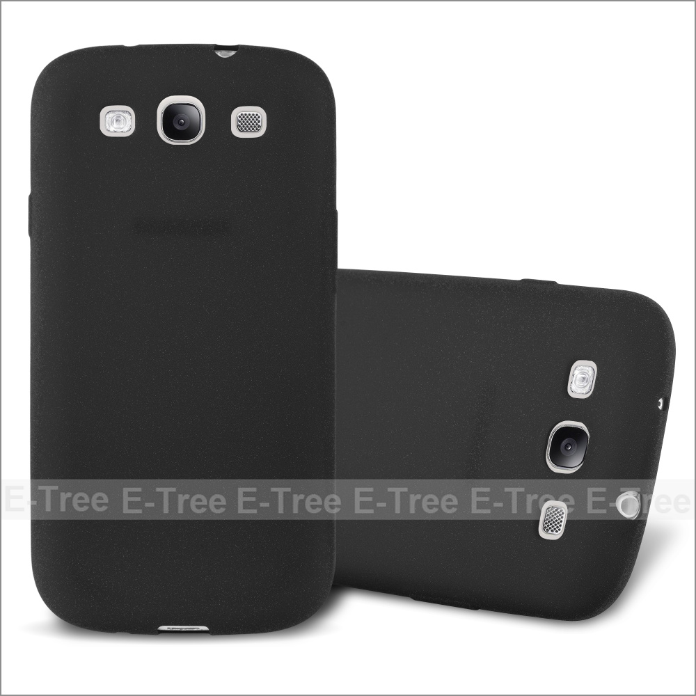 For Samsung Galaxy S3 Case,Soft TPU Case For Samsung S3 Bumper Case Cover