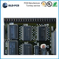 Customized Bluetooth electronic circuit Multilayer PCB board