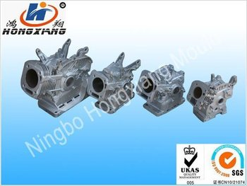 Aluminum gasoline engine parts