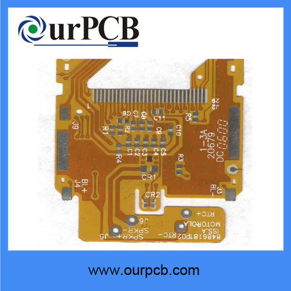 OEM OSP flex pcb electronics manufacturing company in china