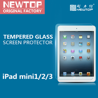 tempered glass protector for ipad mini 1 2 3 4 lcd screen film