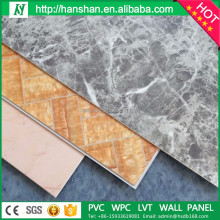 Wood effect dry back pvc flooring vinyl flooring tile ceramic
