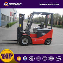 Factory Price Electric Forklift 4.5 meter triple mast 2 ton capacity CPD20