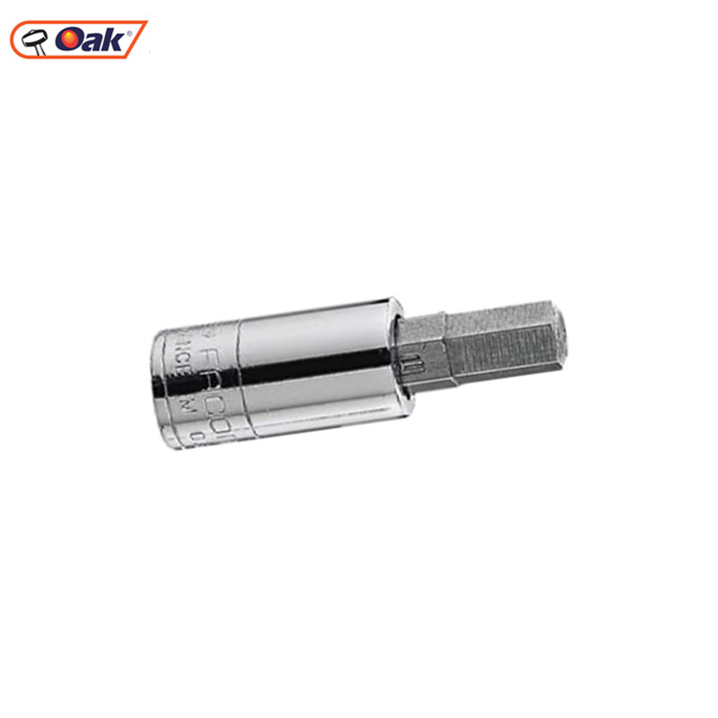 "high quality stainless steel  3/8"" drive torx screwdriver bit socket"