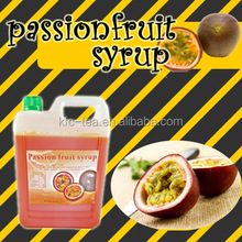 passion fruit concentrated fruit juice