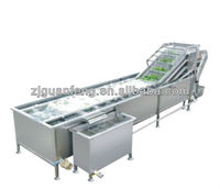 High Efficiency Fish Cleaning Machine