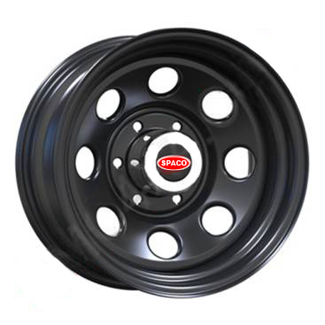 2016 Latest 5x100 17 Inch Deep Dish Steel Wheel