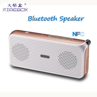 Amazon High quality audio HIFI bluetooth speaker 10W with NFC and mic handsfree function