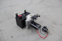 24V 800W hydraulic power unit/power pack for MATERIAL HANDLING , PMU, DC and AC hydraulic power units