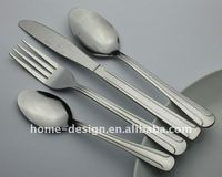 Knife fork spoon set stainless steel united cutlery