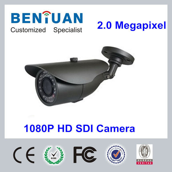 HD-SDI IP66 Waterproof Camera home cctv installation Home cctv security products