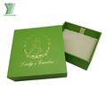 Yifeng handmade fancy jewelry paper packaging gift box with foam insert