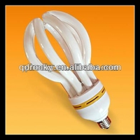 B22 Lotus shape 85W 105W 125W Economic energy saving lamp